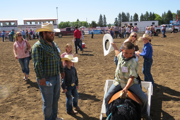 Ponoka Special Needs Rodeo