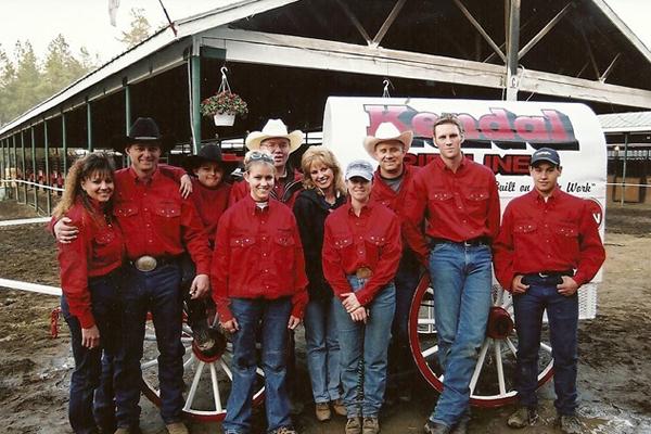 Rick Fraser Team 23