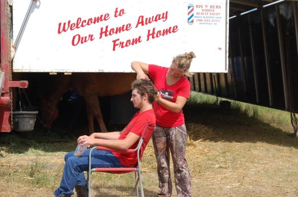 Barber Shop Practice