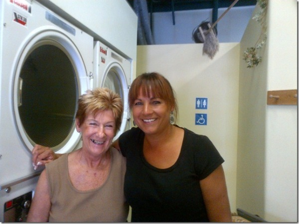 Mrs. Laundry Louise and Me
