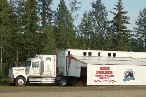 Ken Drysdale and Midwest Pipeline Trucik Sponsor