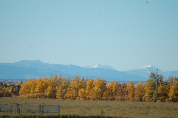 The Beautiful Rocky Mountains