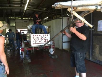 wagon weighing