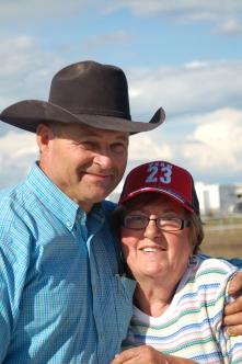 Rick and Kathy