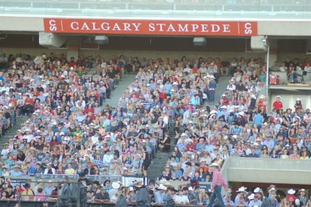 Calgary Stampede Day #1