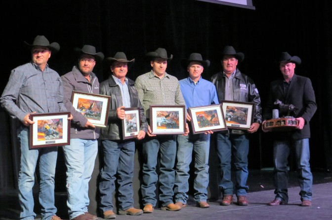 Equine Award Recipients
