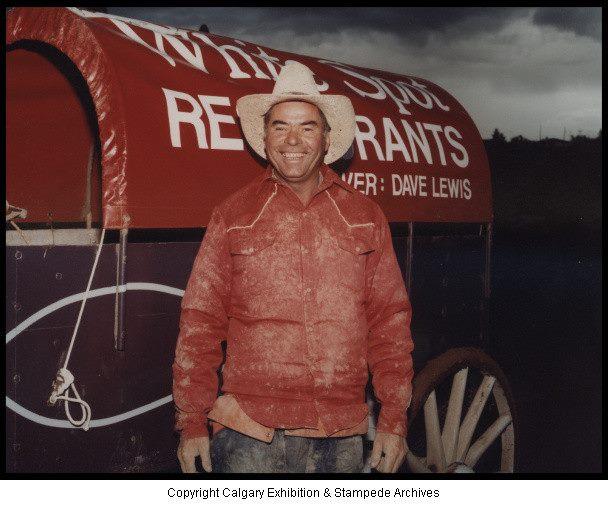 Dave Lewis Calgary Stampede