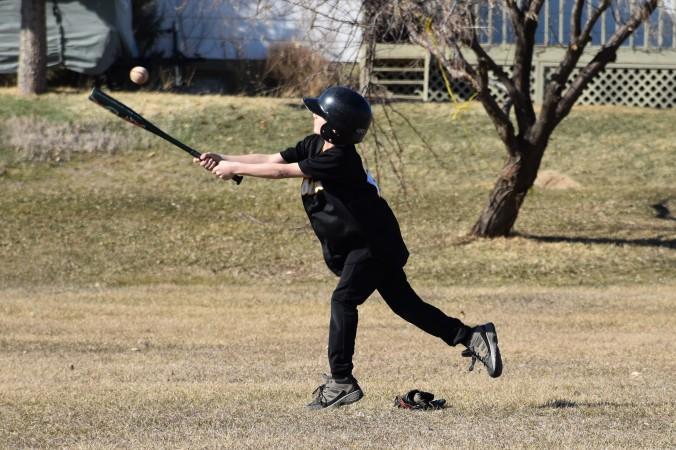 Coy batting