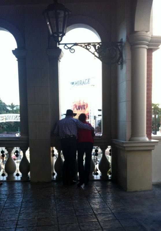 Rick & Sue in Vegas