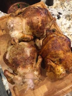 Rotissierie Chicken